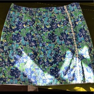 Vintage Lilly Pulitzer skirt size 14